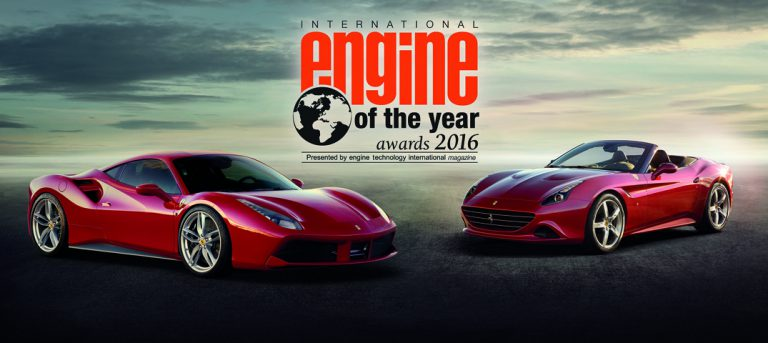 Mesin Ferrari Twin-Turbo V8 Raih Gelar 'Overal Award' di International Engine of The Year 2016