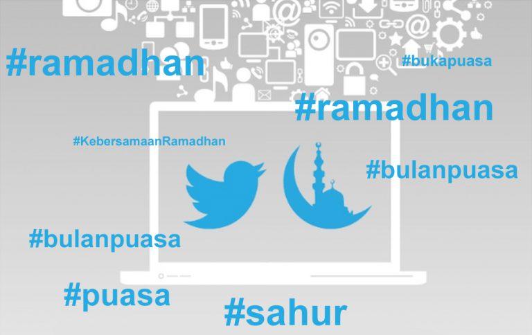 Berbagi Kebersamaan Ramadhan, Ada Emoji dan Ikon Khusus di Twitter dan Periscope