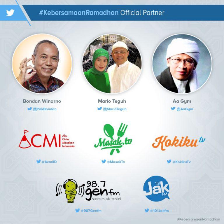 Sambut Ramadhan 1437 H, Twitter Aktifkan Akun Tematik @ramadhan