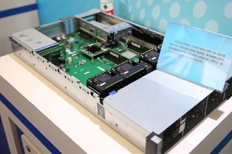 Huawei Rilis Prosesor 16-Core Berbasis ARM untuk Perangkat Server