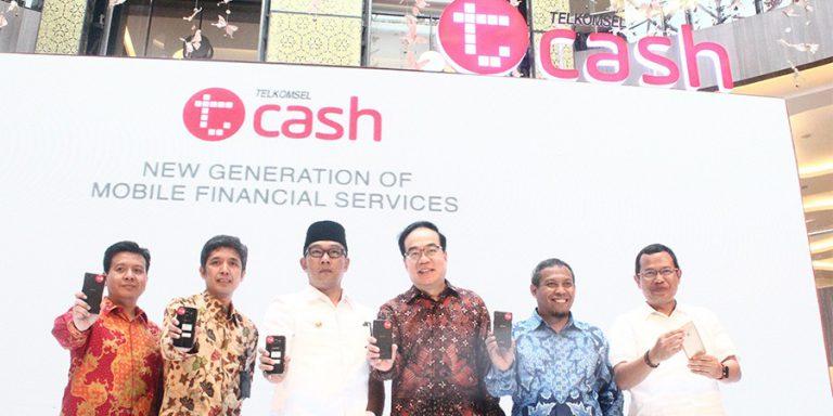 Telkomsel TCASH TAP Ekspansi ke Wilayah Bandung