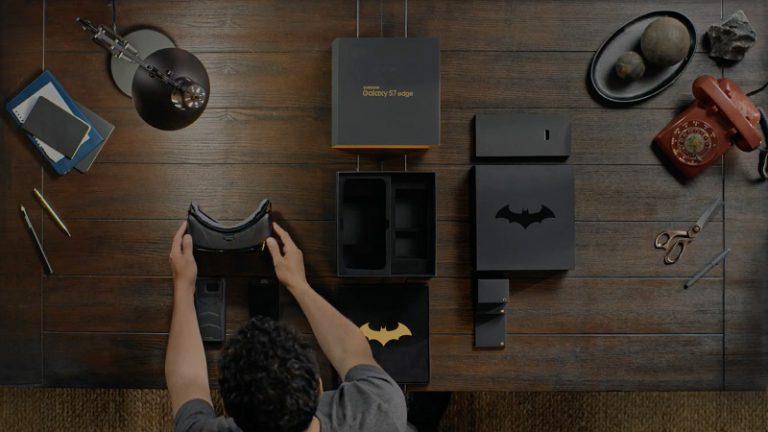 Pre-Order di Dinomarket, Galaxy S7 Edge Injustice Edition Dibanderol Rp 14 Jutaan