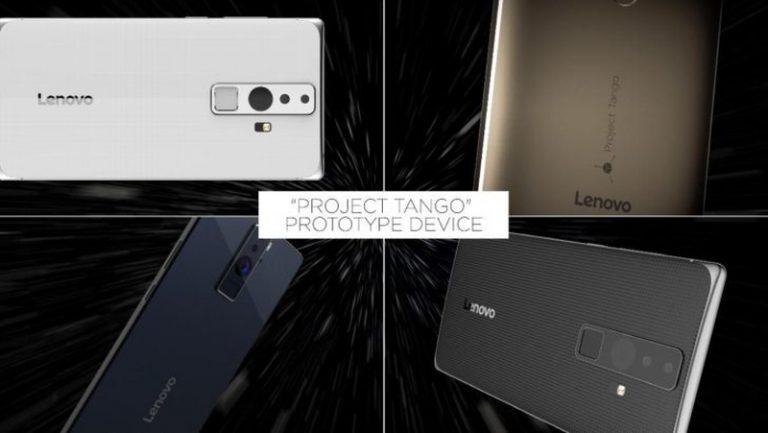 Penasaran dengan Smartphone Project Tango Pertama dari Lenovo? Ikuti Live Streaming-nya di Sini