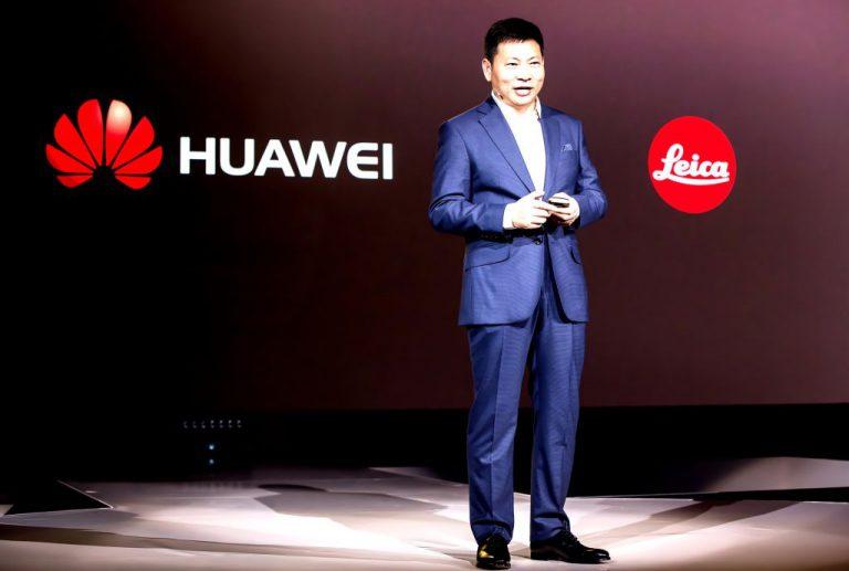 Huawei Ingin Jadi Produsen Smartphone Nomor Satu dalam Lima Tahun Mendatang