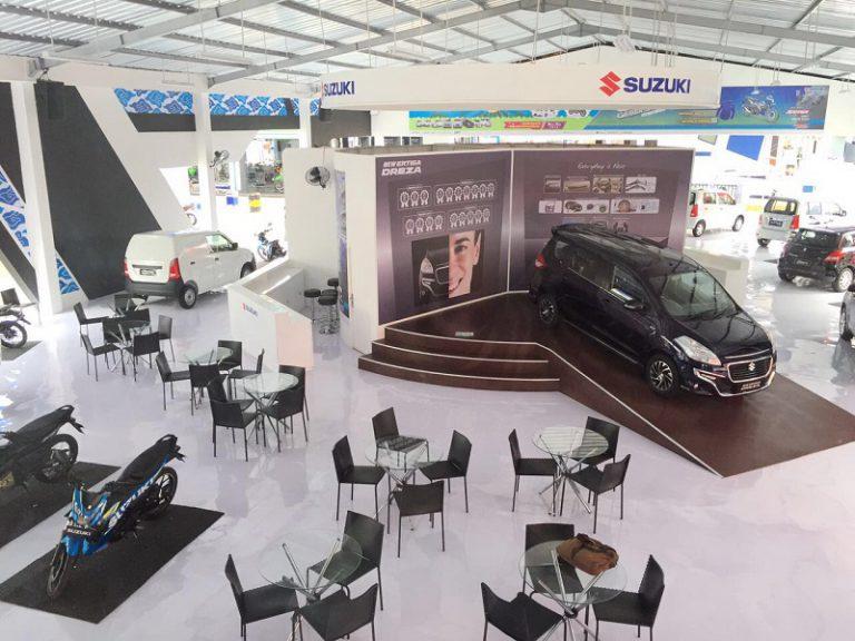 Hadir di JFK 2016, Suzuki Tawarkan Dua Program Penjualan Andalannya