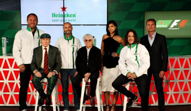 Heineken dan F1 Management akan Jalankan Kampanye 'If You Drive, Never Drink'