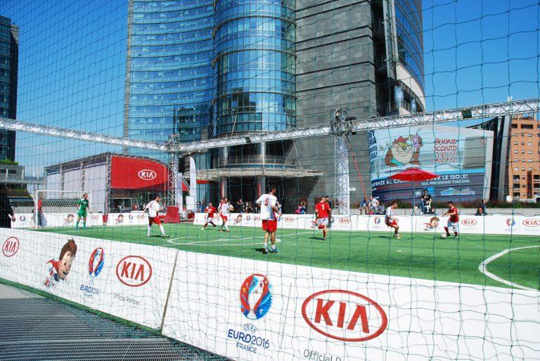 Sambut Piala Eropa 2016, Kia Gelar Aktivitas 'Carry Your Dream' dan 'Champ into the Arena'
