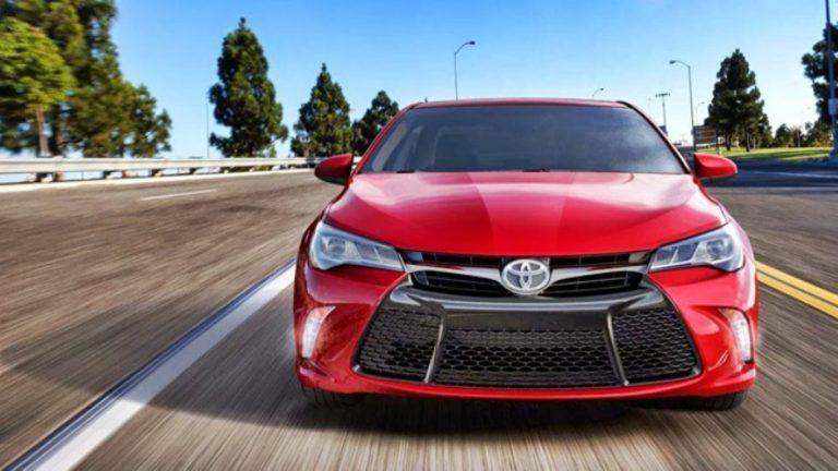 Toyota Camry 2017 akan Hadir dengan Banyak Fitur Tanpa Kenaikan Harga Signifikan