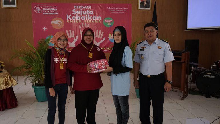 Bukalapak Beri Pelatihan Wirausaha di Lapas Perempuan Yogyakarta