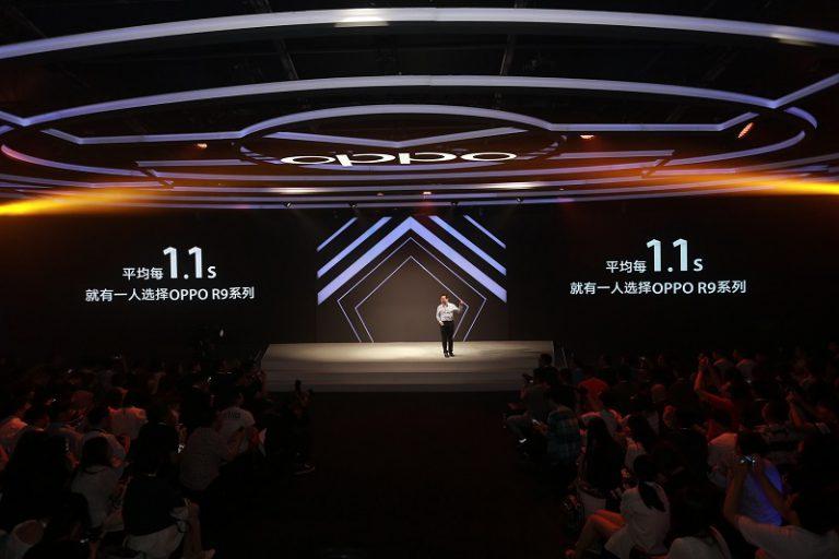 Vice President OPPO: Tiap 1,1 Detik Terjual 1 Unit OPPO F1 Plus