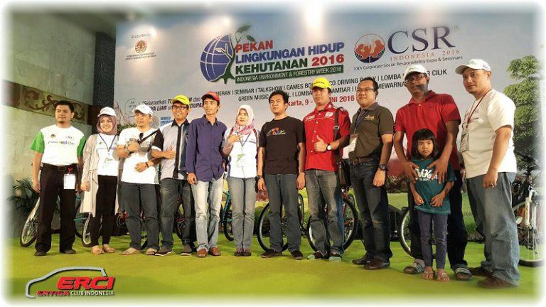 "ERCI Pertahankan Tahta ""Irit Bahan Bakar"" di Ajang Eco Driving Rally"