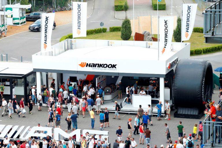 Hankook Tire Bawa Lucas Auer Jadi Pebalap Austria Pertama yang Menangkan Balap DTM