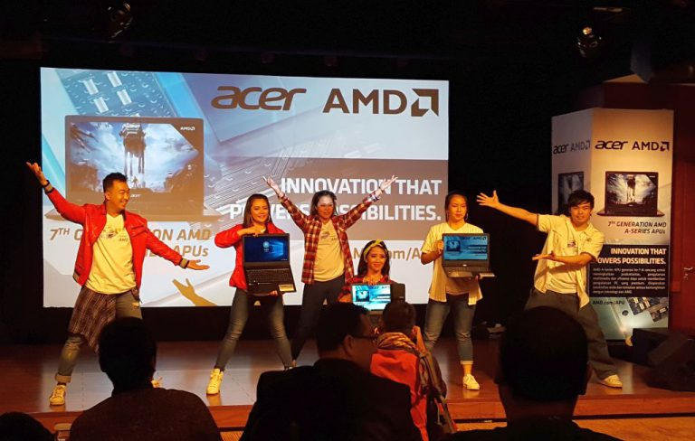 Sanggupkah Acer dan HP Angkat 'Pamor' Prosesor AMD APU Generasi ke-7 di Pasar Lokal?