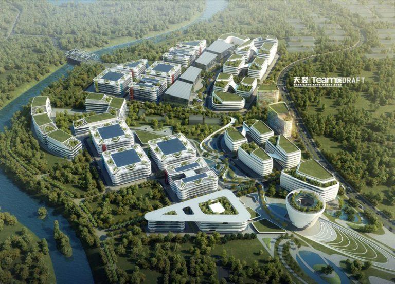 Sinar Mas Land Hadirkan 'Silicon Valley' di Indonesia