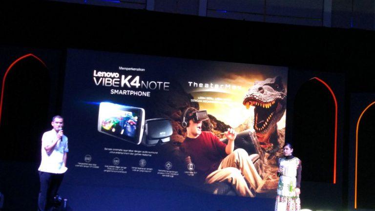 Lenovo Kelompokkan Tiga Smartphone ke Dalam Keluarga VR