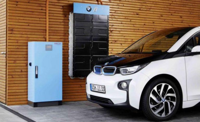 BMW Akan Daur Ulang Baterai i3 Untuk Penggunaan Rumah