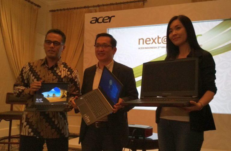 Herbet Ang: Acer Sangat Serius di Pasar Notebook 2-in-1