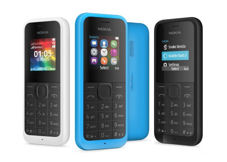 Jelang Lebaran, Microsoft Tawarkan Feature Phone Nokia 105 Dual SIM