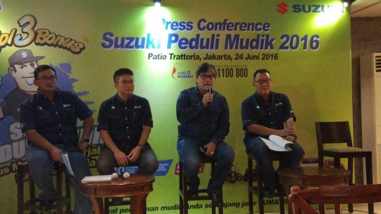 Suzuki: Dunia Otomotif Berubah, Cermati Jualan dengan Sistem e-Commerce