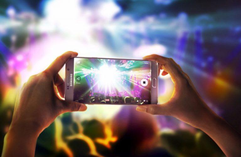 Seperti Lumia 950, Galaxy Note 7 Juga Bakal Dibekali Sistem Biometrik Iris Scanner