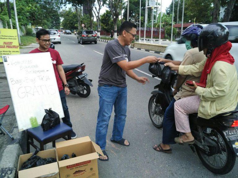 Bukalapak Sebar Kebaikan di Banyak Kota di Indonesia