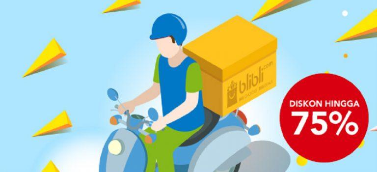 Sambut Lebaran, Blibli.com Hadirkan Same Day Delivery untuk Konsumen Jakarta
