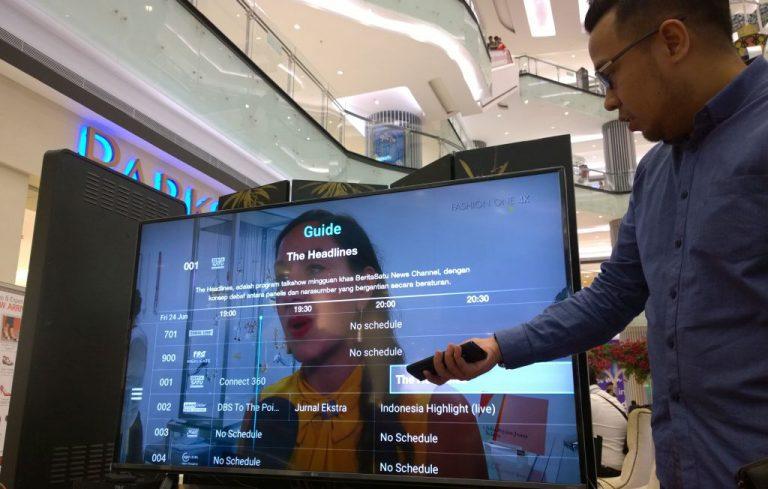 First Media Luncurkan Saluran 4K Ultra-HD Pertama di Indonesia