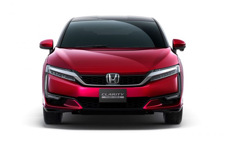 "Usung Tema ""The Advanced New World"", Honda Akan Tampilkan Clarity Fuel Cell di GIIAS 2016"