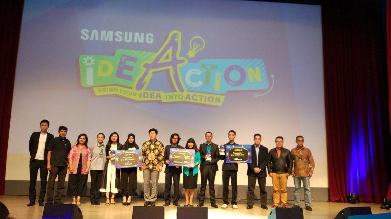 Samsung: Sia-Sia Jika Hanya ada Ide Tanpa Aksi