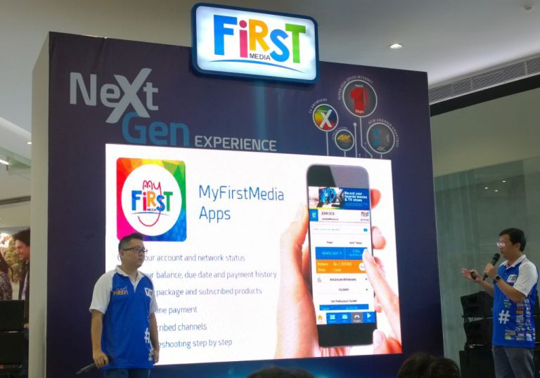 First Media: Aplikasi First Media X Kami Bukan Layanan OTT Biasa!
