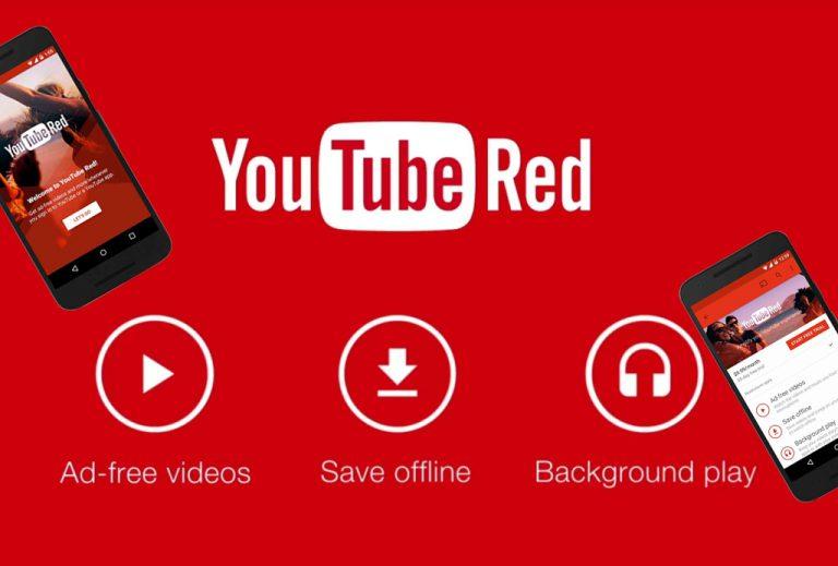 Pikat Pelanggan Baru, Google Uji Coba 4 Bulan Gratis Layanan YouTube Red dan Play Music