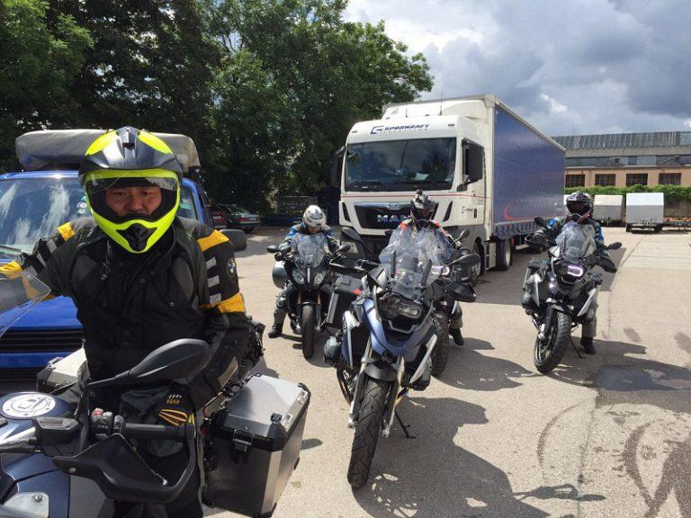 BMW Motorrad Indonesia Rasakan Langsung Sensasi Ajang BMW Motorrad Days 2016 di Jerman