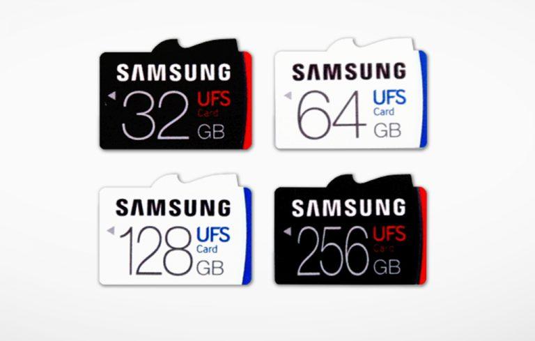 Setelah eMMC, Standar UFS Siap Gantikan MicroSD Card di Smartphone