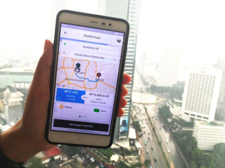 Berharap Atasi Macet Uber Perluas Layanan UberPOOL Hingga Jabodetabek