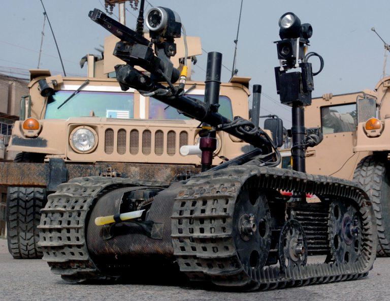 Penggunaan Robot untuk Membunuh Pelaku Teror Penembakan Dallas Jadi Perdebatan
