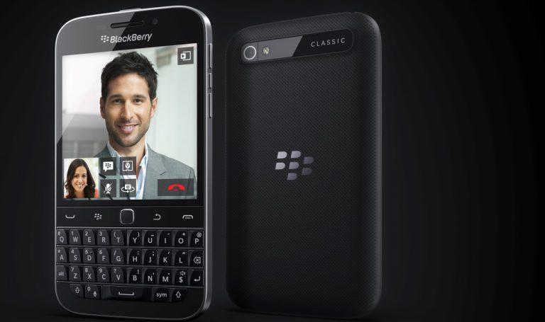 BlackBerry Hentikan Produksi Model Klasik