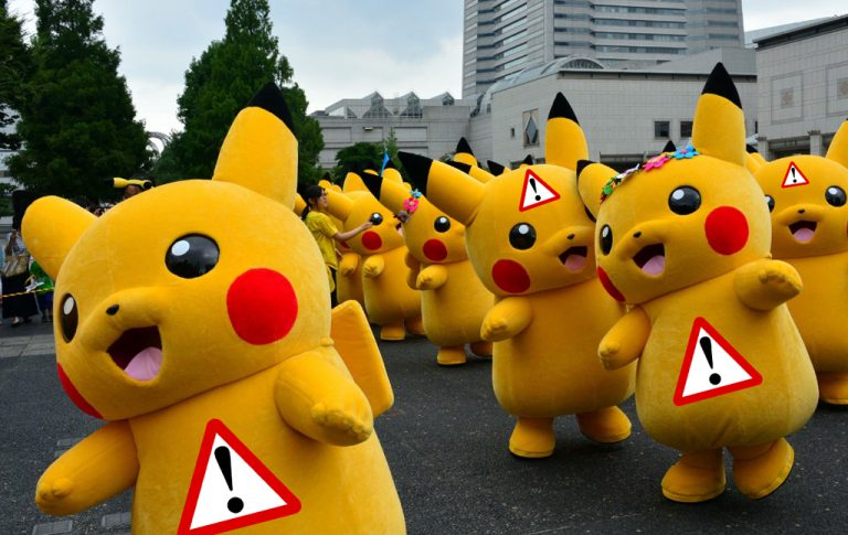 Benarkah Game Pokemon Go Ungkap Sisi Negatif Teknologi AR?