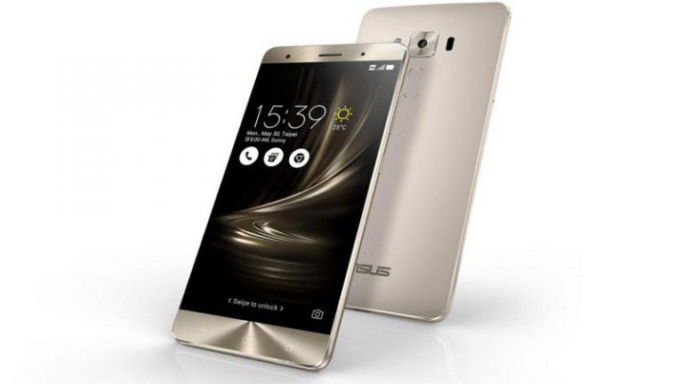 ASUS ZenFone 3 Deluxe Siap Adopsi Qualcomm SD 821