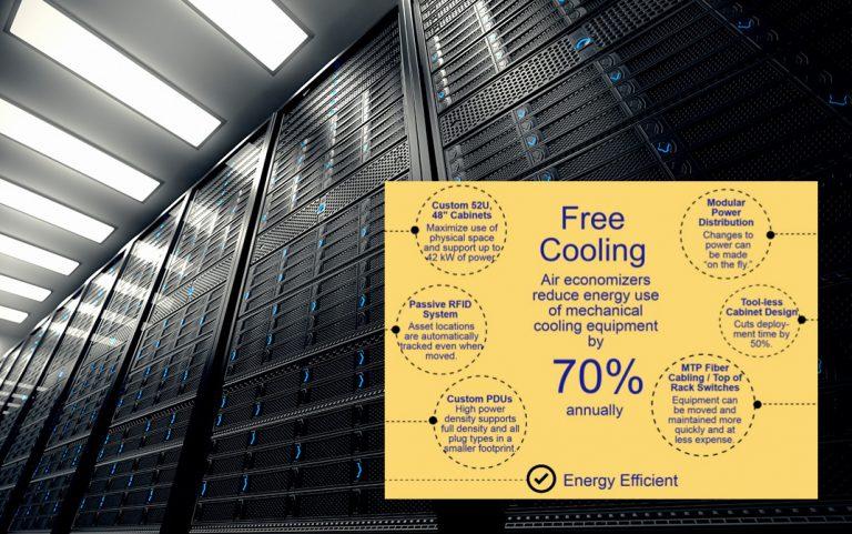 Setelah GDL-1, Data Center NetApp GDL-2 Juga Raih Poin Sempurna dari EPA dalam Efisiensi Energi