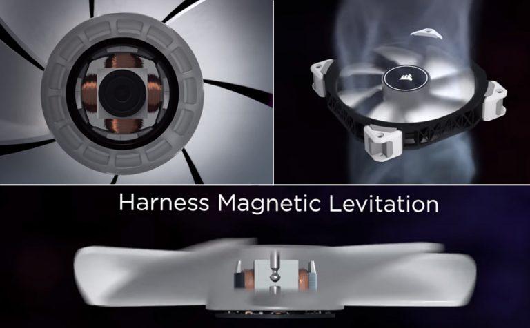 Gunakan Maglev Bearing, Kipas Corsair ML Pro Series Terbaru Bekerja Lebih Senyap