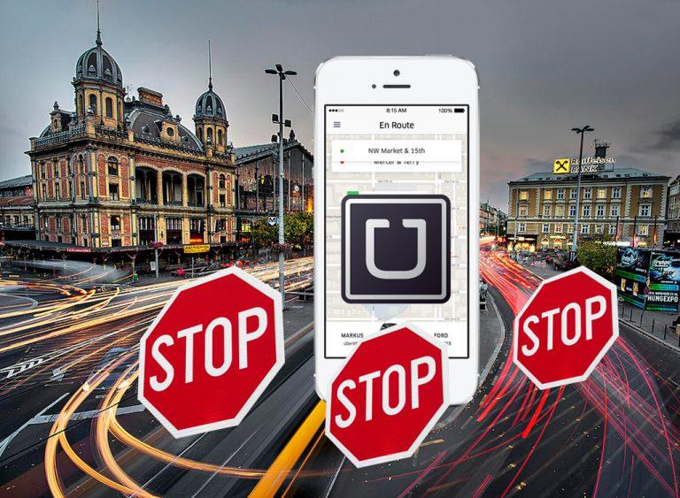 Buntut Aturan Baru, Uber pun Tangguhkan Operasinya di Hungaria. Preseden Buruk?