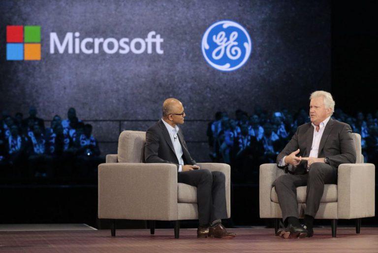 Kemitraan Microsoft dan GE Hadirkan Platform 'Industrial Cloud' di Azure