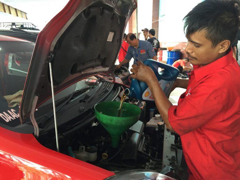 Didukung Pelumas Shell, Komunitas Pasukan Subuh 492 Lakukan Mudik Bareng