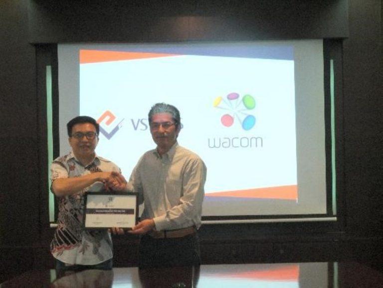 ECS Indo Jaya Dipercaya Jadi Distributor Wacom