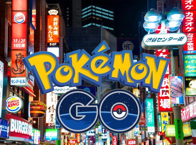 Besok, Pokemon Go Hadir Resmi di Asia. Dimulai dari Jepang