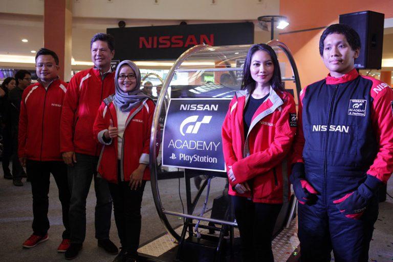 Usung Konsep Live Event, Kompetisi Nissan GT Academy 2016 Hadir di Empat Kota