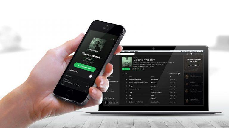 Layanan Spotify di Indonesia Berkembang Positif