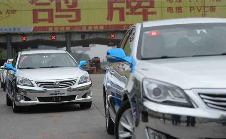 Belum Merasa Siap, Pemerintah Tiongkok Terus Godok Peraturan Mobil Otonom
