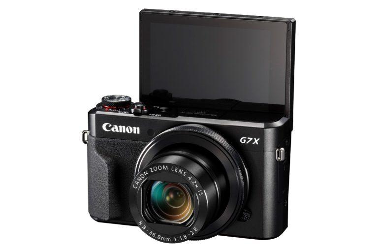 Manjakan Pencinta Foto, Canon Rilis PowerShot G7 X Mark II
