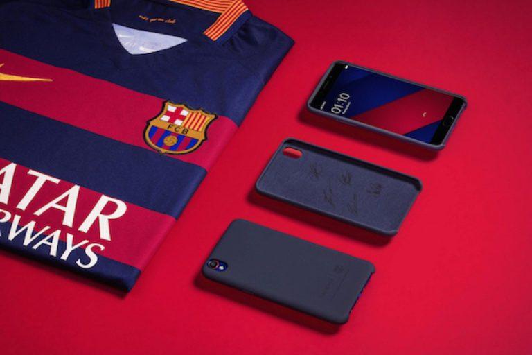 Hanya Dibuat 1.000 Unit di Dunia, OPPO Hadirkan F1 Plus FC Barcelona Edition